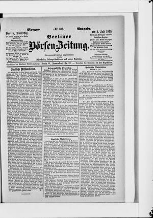 Berliner Börsen-Zeitung vom 03.07.1890