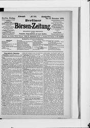 Berliner Börsen-Zeitung (12.12.1890)