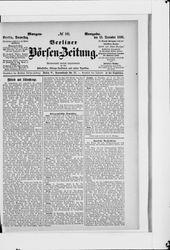 Berliner Börsen-Zeitung (18.12.1890)