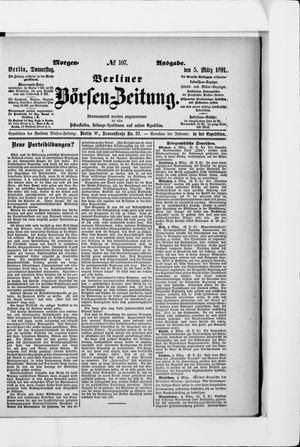 Berliner Börsen-Zeitung vom 05.03.1891
