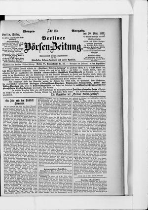 Berliner Börsen-Zeitung vom 20.03.1891