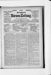 Berliner Börsenzeitung (17.03.1892)