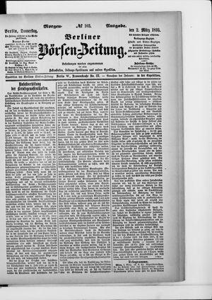 Berliner Börsen-Zeitung vom 02.03.1893