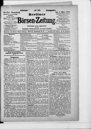 Berliner Börsen-Zeitung vom 04.03.1893
