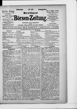 Berliner Börsen-Zeitung vom 06.03.1893