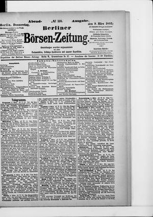 Berliner Börsen-Zeitung vom 09.03.1893