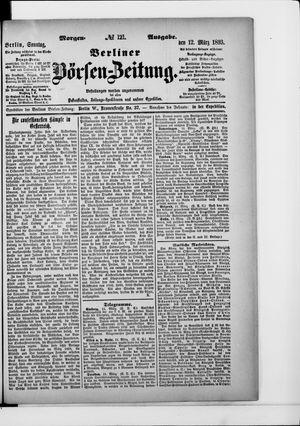 Berliner Börsen-Zeitung vom 12.03.1893