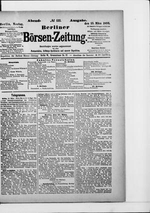 Berliner Börsen-Zeitung vom 13.03.1893