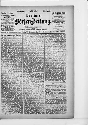 Berliner Börsen-Zeitung vom 21.03.1893