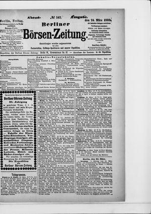 Berliner Börsen-Zeitung vom 24.03.1893