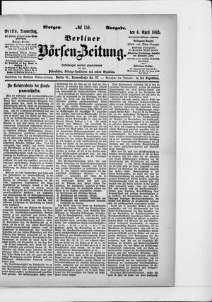 Berliner Börsen-Zeitung vom 06.04.1893