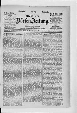 Berliner Börsen-Zeitung vom 02.03.1894