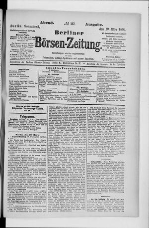 Berliner Börsen-Zeitung vom 10.03.1894