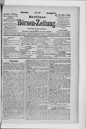 Berliner Börsen-Zeitung vom 16.03.1894