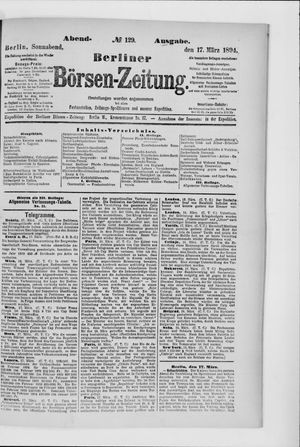 Berliner Börsen-Zeitung vom 17.03.1894