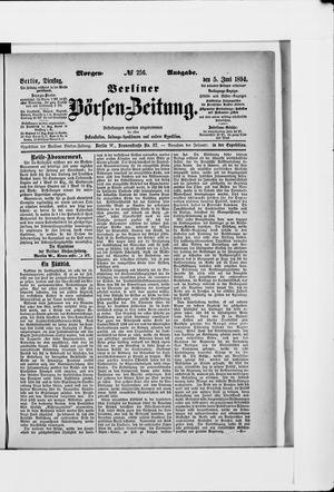 Berliner Börsen-Zeitung vom 05.06.1894
