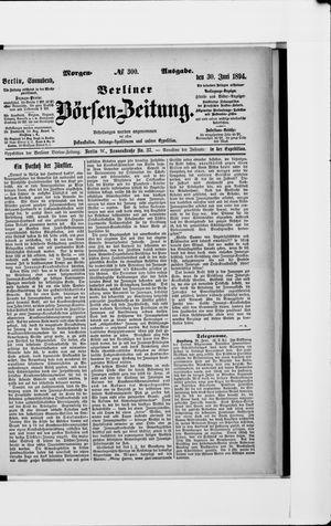 Berliner Börsen-Zeitung vom 30.06.1894