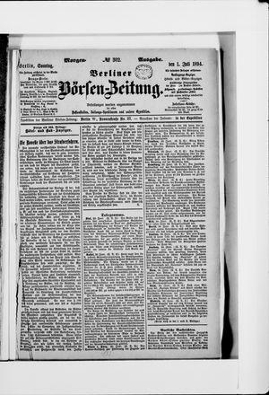 Berliner Börsen-Zeitung vom 01.07.1894