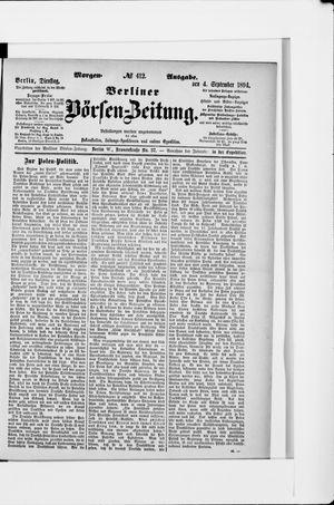 Berliner Börsen-Zeitung vom 04.09.1894