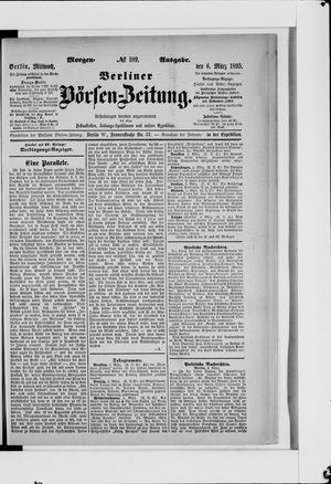 Berliner Börsen-Zeitung vom 06.03.1895