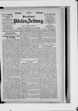 Berliner Börsen-Zeitung vom 13.03.1895