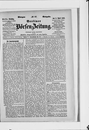 Berliner Börsen-Zeitung vom 09.04.1895