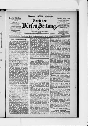 Berliner Börsen-Zeitung vom 17.03.1896