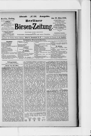 Berliner Börsen-Zeitung vom 20.03.1896