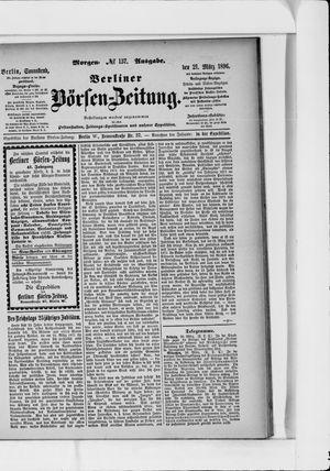 Berliner Börsen-Zeitung vom 21.03.1896