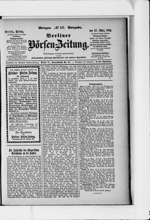 Berliner Börsen-Zeitung vom 27.03.1896