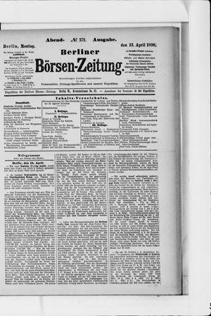 Berliner Börsen-Zeitung vom 13.04.1896