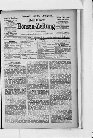 Berliner Börsen-Zeitung vom 08.05.1896