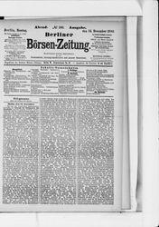 Berliner Börsen-Zeitung (14.12.1896)