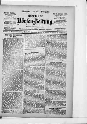 Berliner Börsen-Zeitung vom 04.02.1898