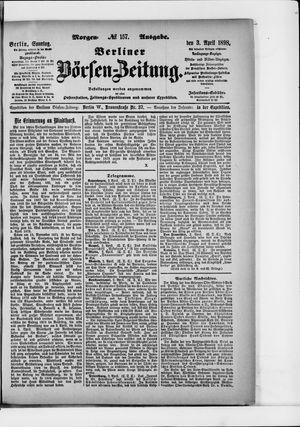 Berliner Börsen-Zeitung vom 03.04.1898