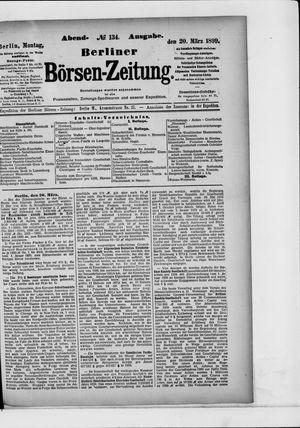 Berliner Börsen-Zeitung vom 20.03.1899