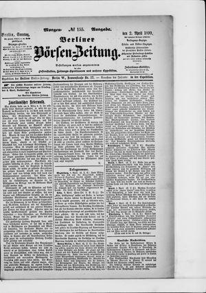 Berliner Börsen-Zeitung vom 02.04.1899