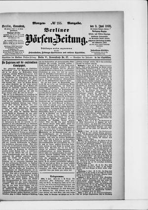 Berliner Börsen-Zeitung vom 03.06.1899