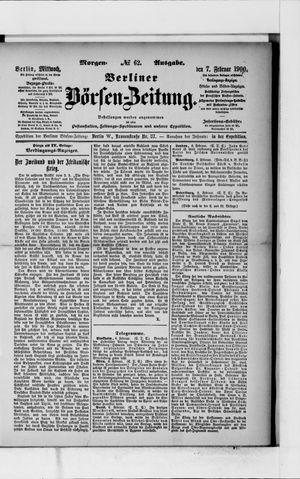Berliner Börsen-Zeitung on Feb 7, 1900