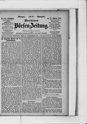 Berliner Börsen-Zeitung vom 17.02.1900