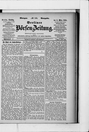 Berliner Börsen-Zeitung vom 06.03.1900