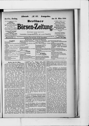 Berliner Börsen-Zeitung vom 16.03.1900