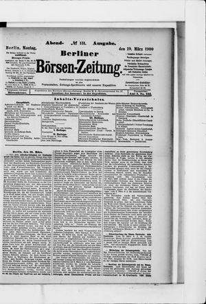 Berliner Börsen-Zeitung vom 19.03.1900