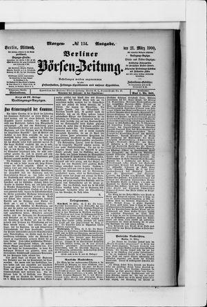 Berliner Börsen-Zeitung vom 21.03.1900