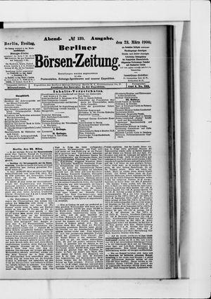 Berliner Börsen-Zeitung vom 23.03.1900