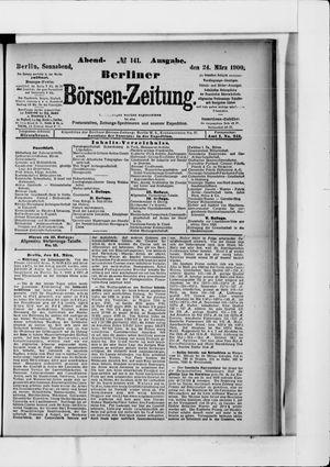 Berliner Börsen-Zeitung vom 24.03.1900