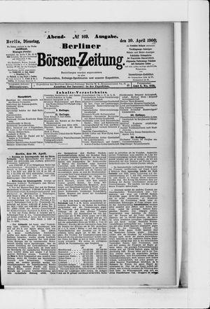 Berliner Börsen-Zeitung vom 10.04.1900