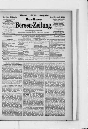 Berliner Börsen-Zeitung vom 18.04.1900