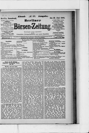Berliner Börsen-Zeitung vom 16.06.1900