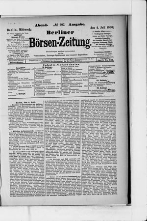 Berliner Börsen-Zeitung vom 04.07.1900